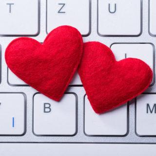 Miłość z portalu randkowego